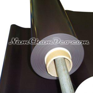 Cuộn nam châm dẻo 0,5mm (0.5 ly) rộng 62cm dài 15m